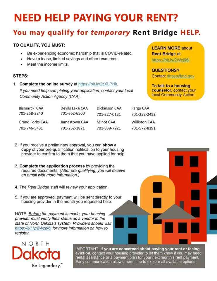Rent Bridge info