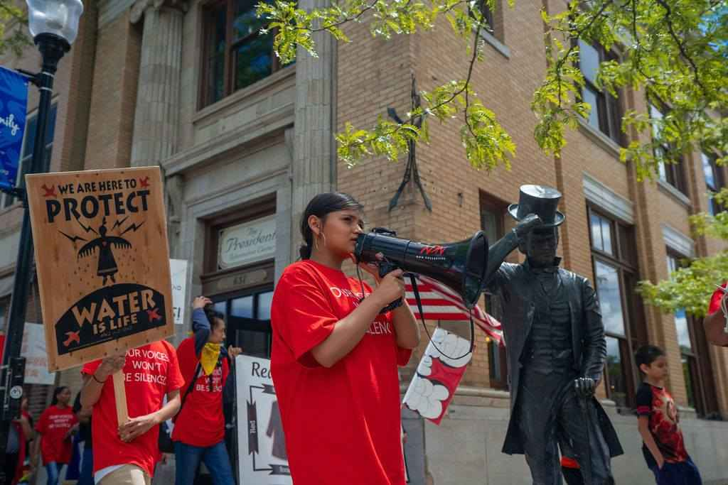 Protect the Protectors Rally, SD