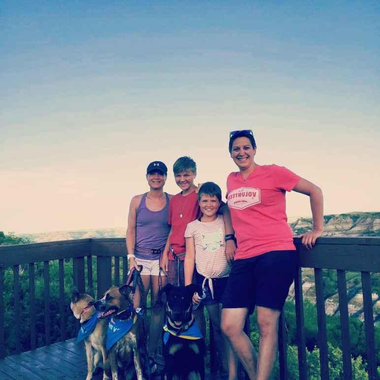 Brandi Hardy and Family