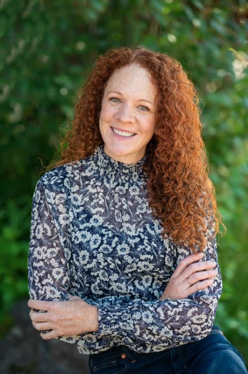 Photo of ACLU Executive Director, Heather Smith